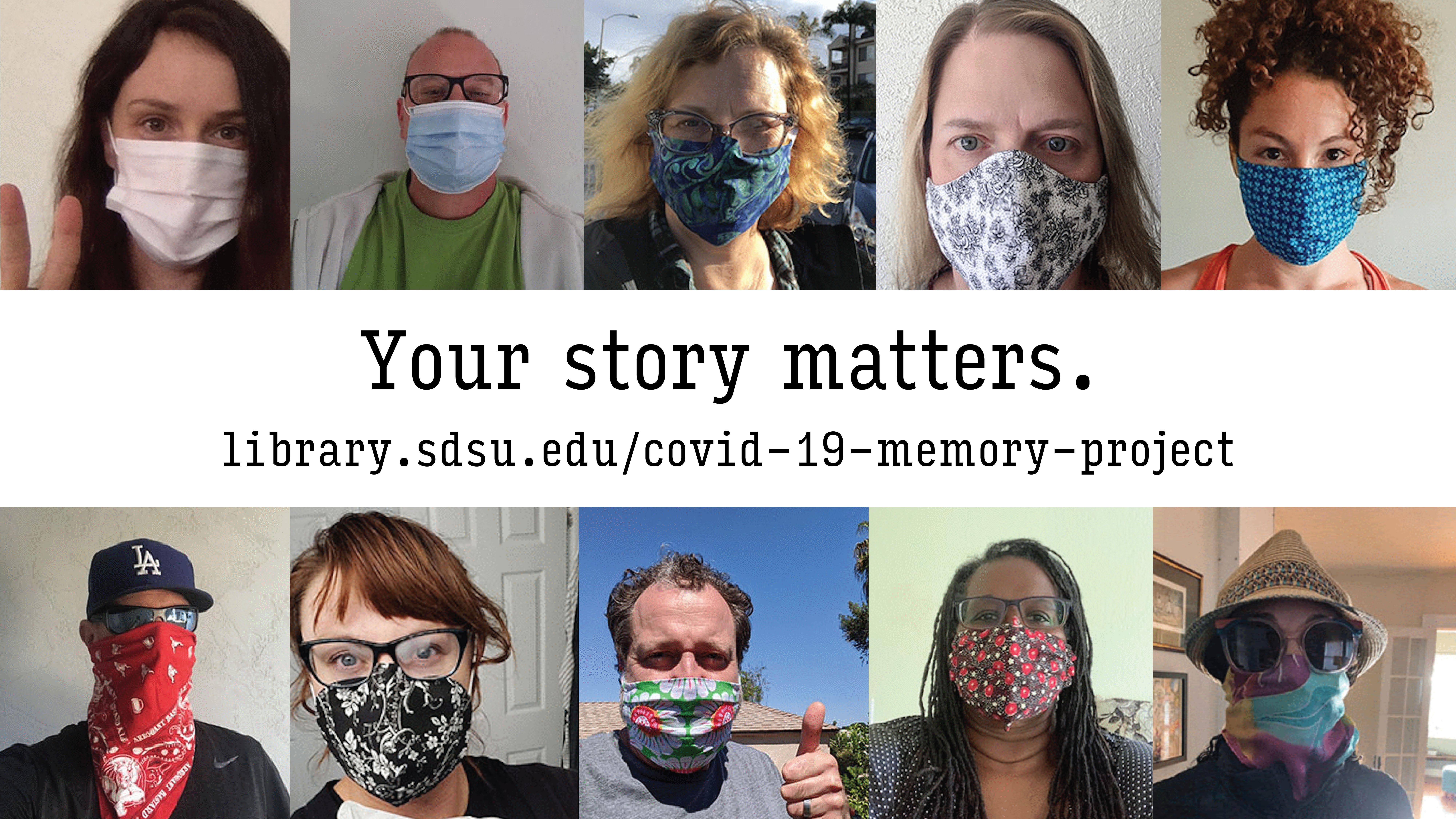 COVID-19 Memory Project