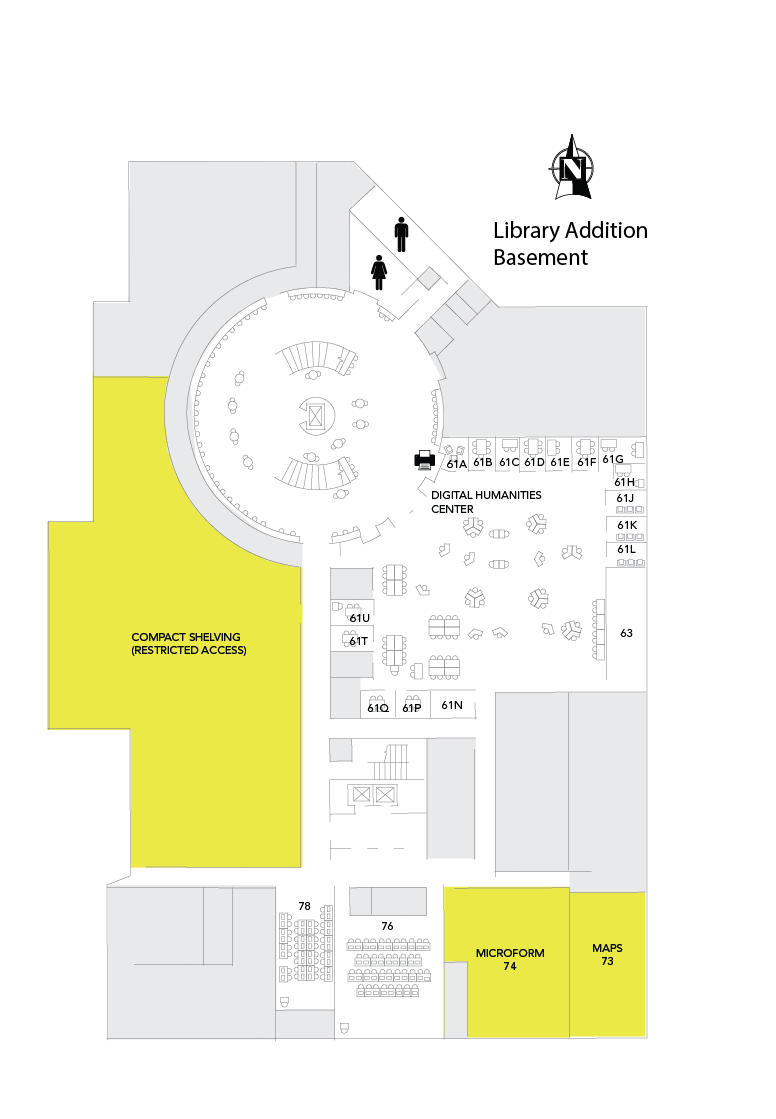 locations u0026 maps sdsu library and information access