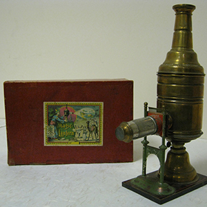 graphic ephemera collection Homer and Betty Peabody Magic Lantern Collection