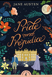 Book Cover of Pride and Prejudice by Jane Austen