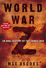 Book Cover of World War Z by Max Brooks