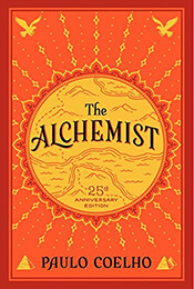 Book Cover of The Alchemist by Pablo Coelho