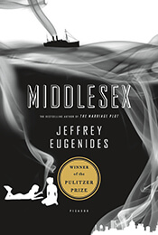 Book Cover of Middlesex by Jeffrey Eugenides
