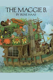 Book Cover of The Maggie B by Irene Haas