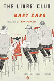 Book Cover of Liar's Club by Mary Karr'
