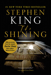 Book Cover of The Shining by Stephen King