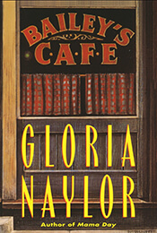 Book Cover of Bailey's Cafe by Gloria Naylor'