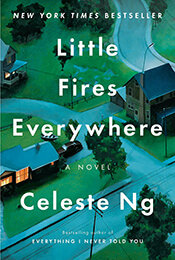 Book Cover of Little Fires Everywhere by Celeste Ng