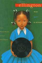 Book Cover of Ellington Was Not a Street by Nzotake Shange