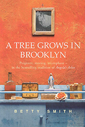 Book Cover of A Tree Grows in Brooklyn by Betty Smith