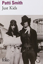Book Cover of Just Kids by Patti Smith