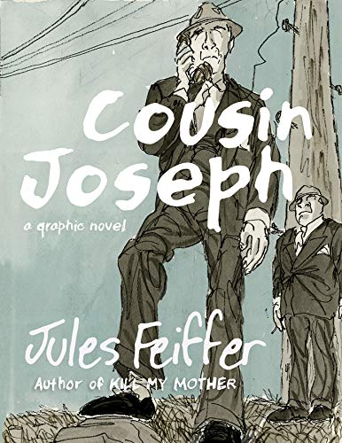 Cover of Cousin Joseph: A Graphic Novel