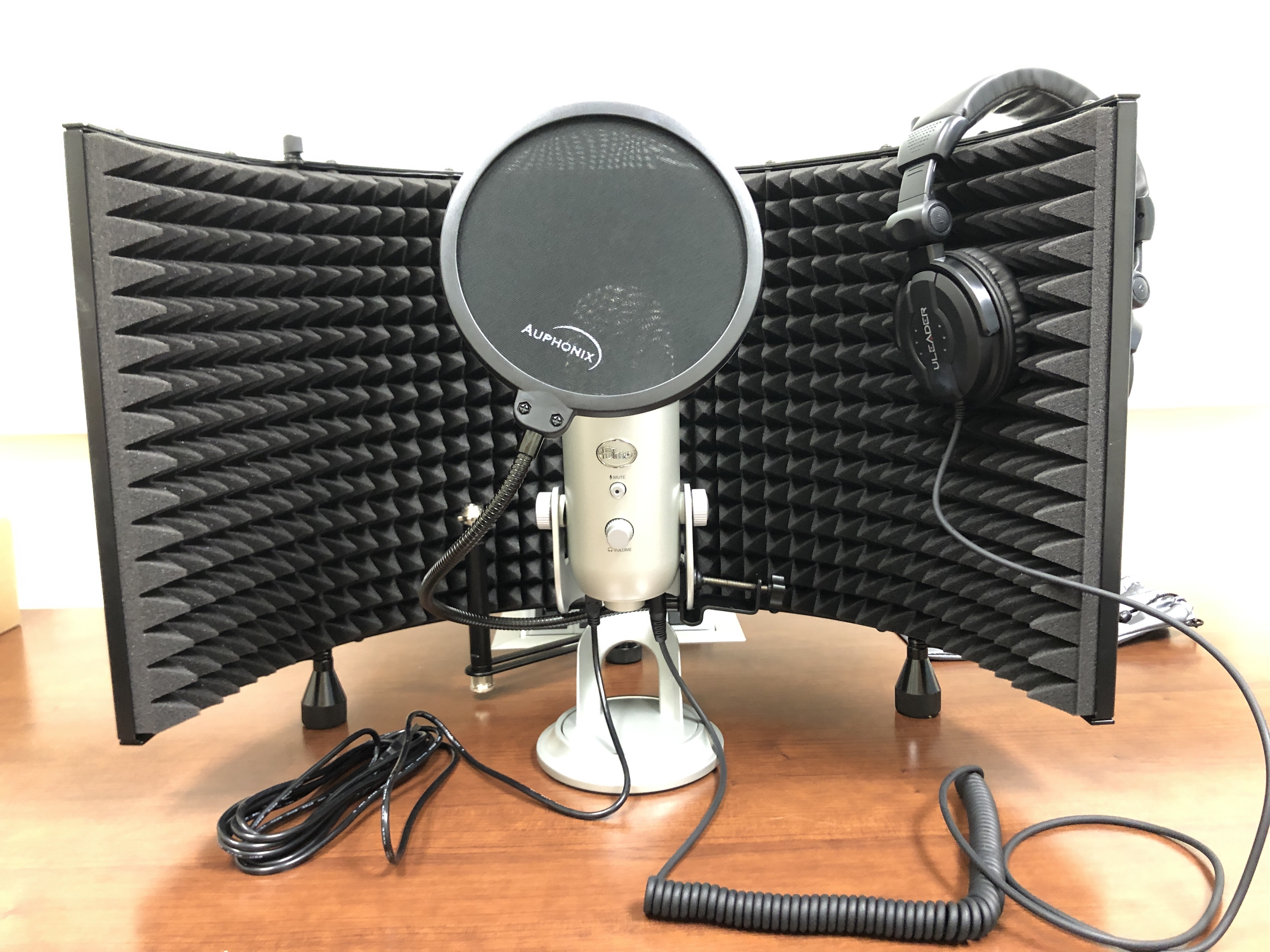 Podcasting Equipment