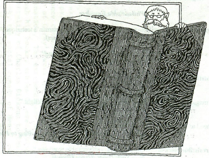 Gorey Illustration
