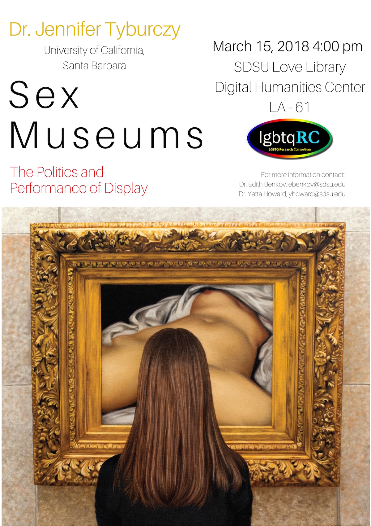 Sexual art museums in california
