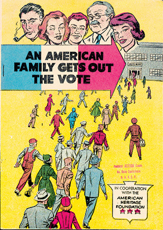 Cover art for An American Family Gets Out the Vote