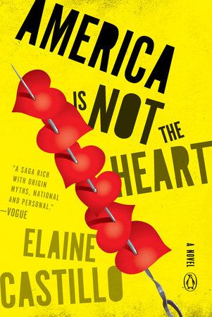 America is not the Heart by Elaine Castillo (2018)
