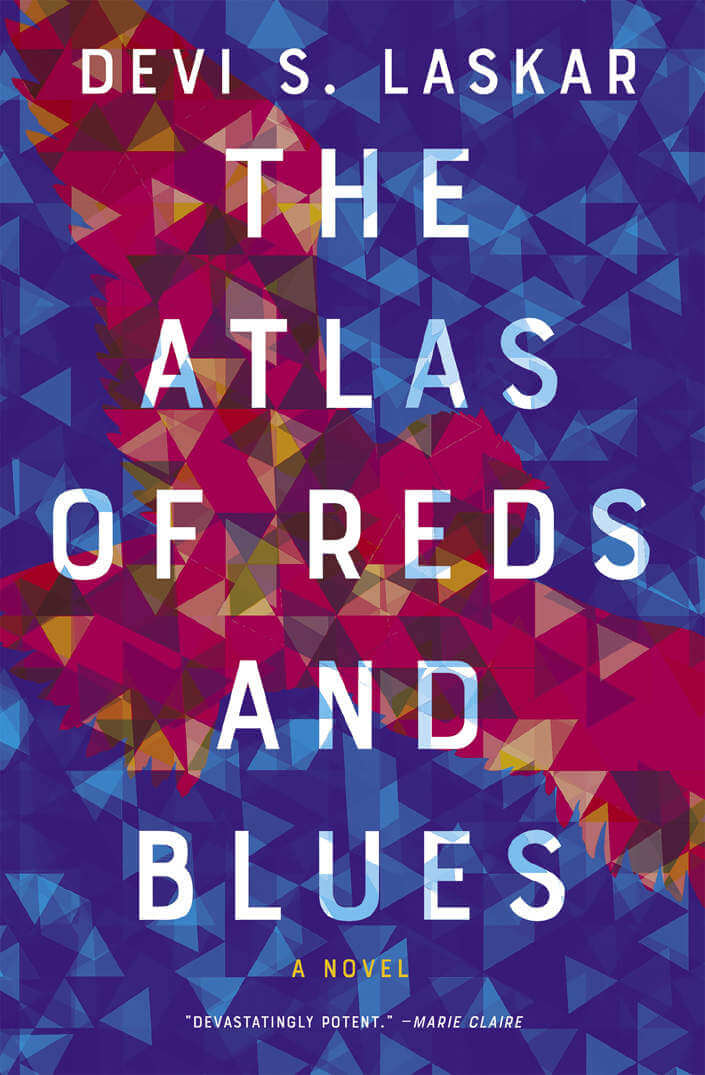 The Atlas of Reds and Blues by Devi S. Laskar (2019)