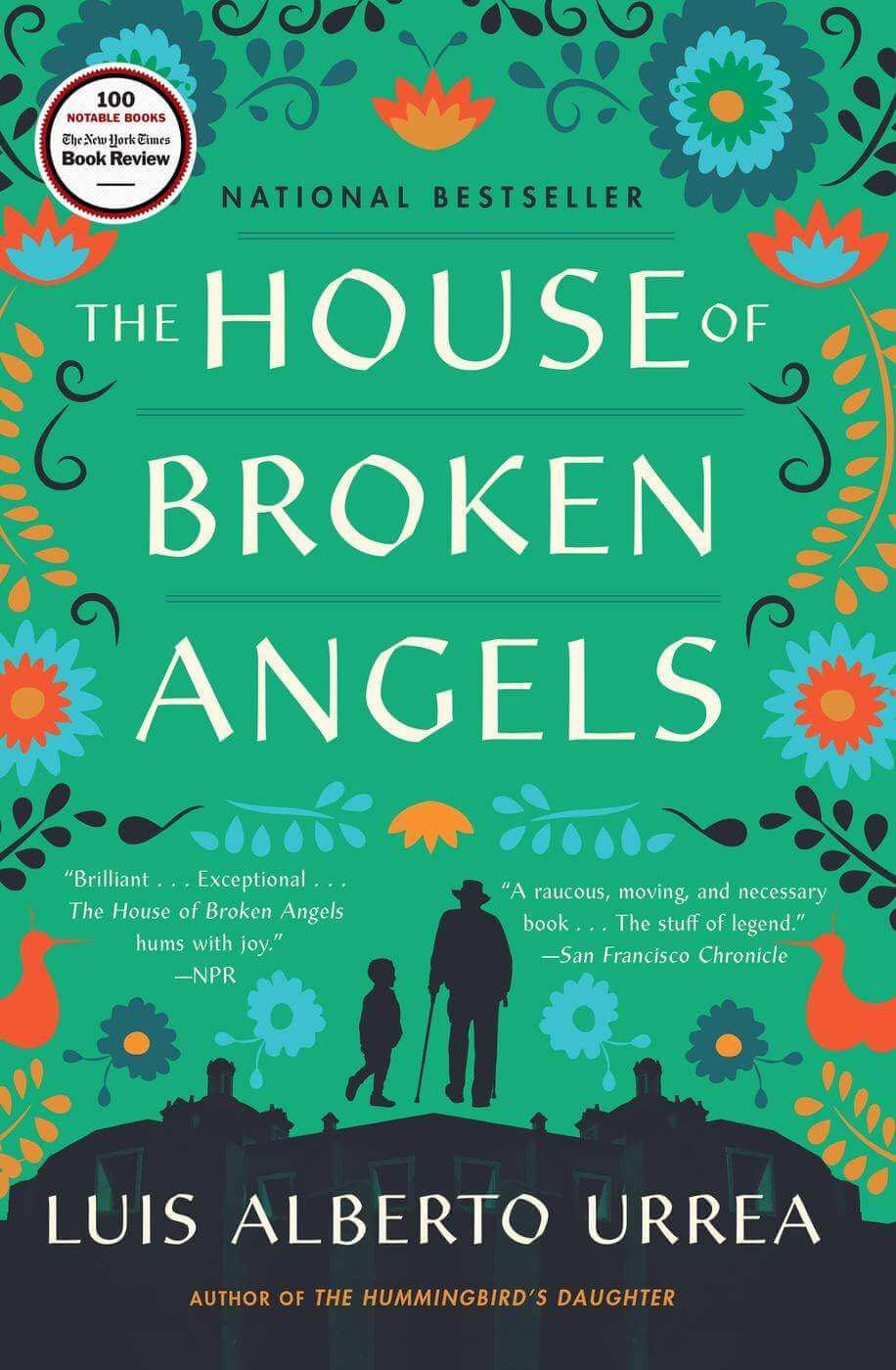 The House of Broken Angels by Luis Alberto Urrea (2018)