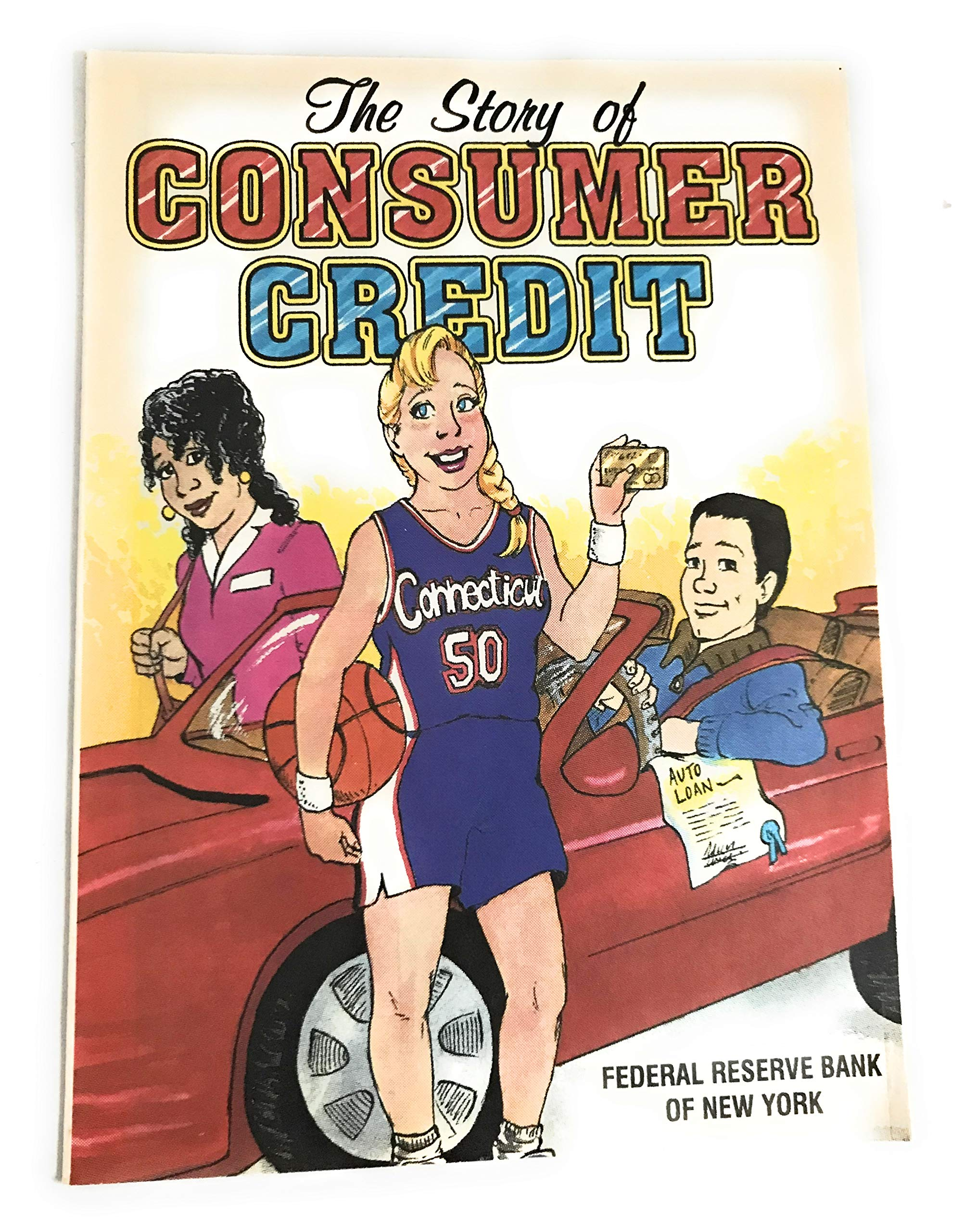 Cover of The Story of Consumer Credit