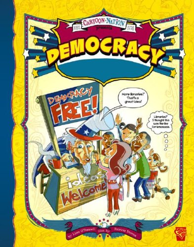 Cover art for Democracy