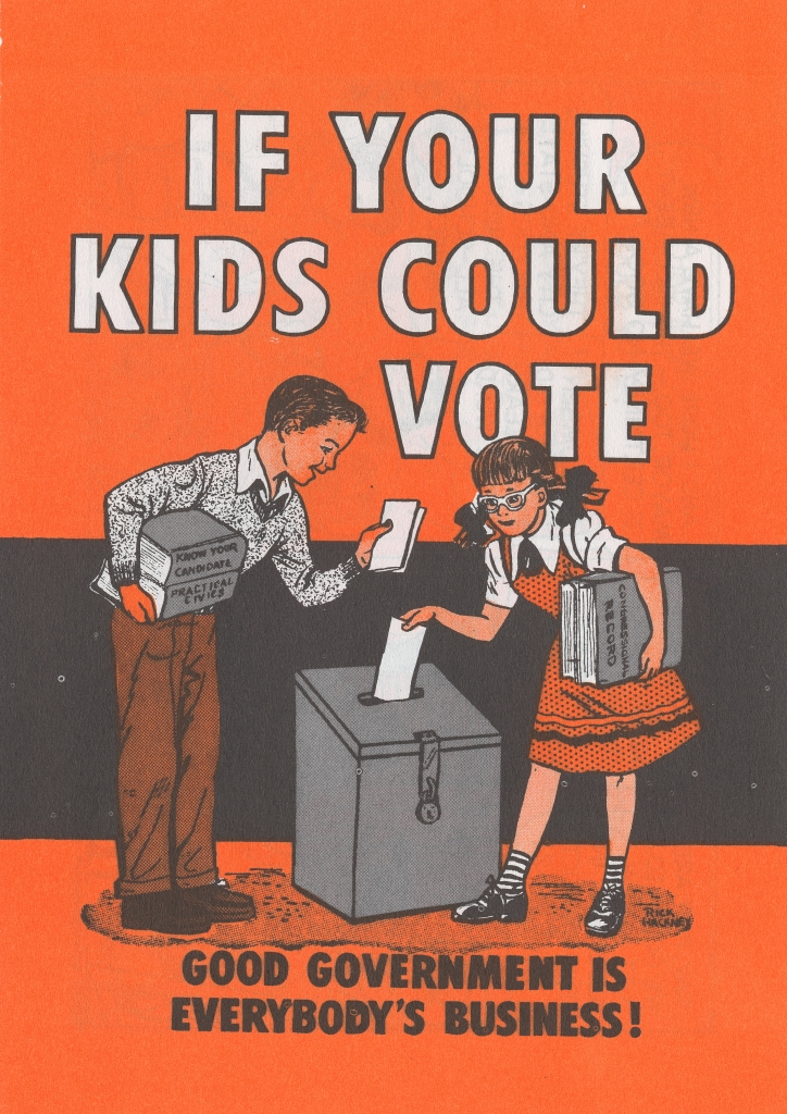 Cover art for If Your Kids Could Vote