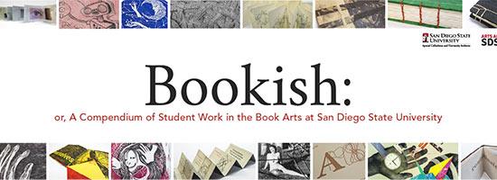 sdsu library bookish title