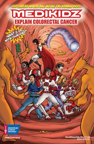 Cover of What's Up with Our Dad?: Medikidz Explain Colorectal Cancer