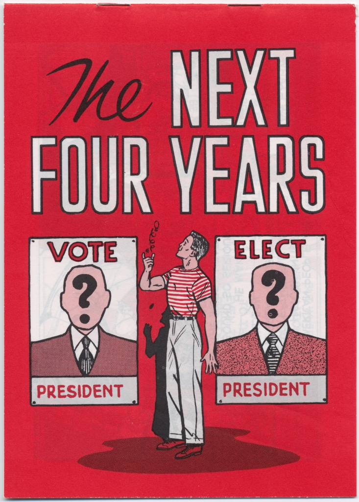 Cover art for The Next Four Years