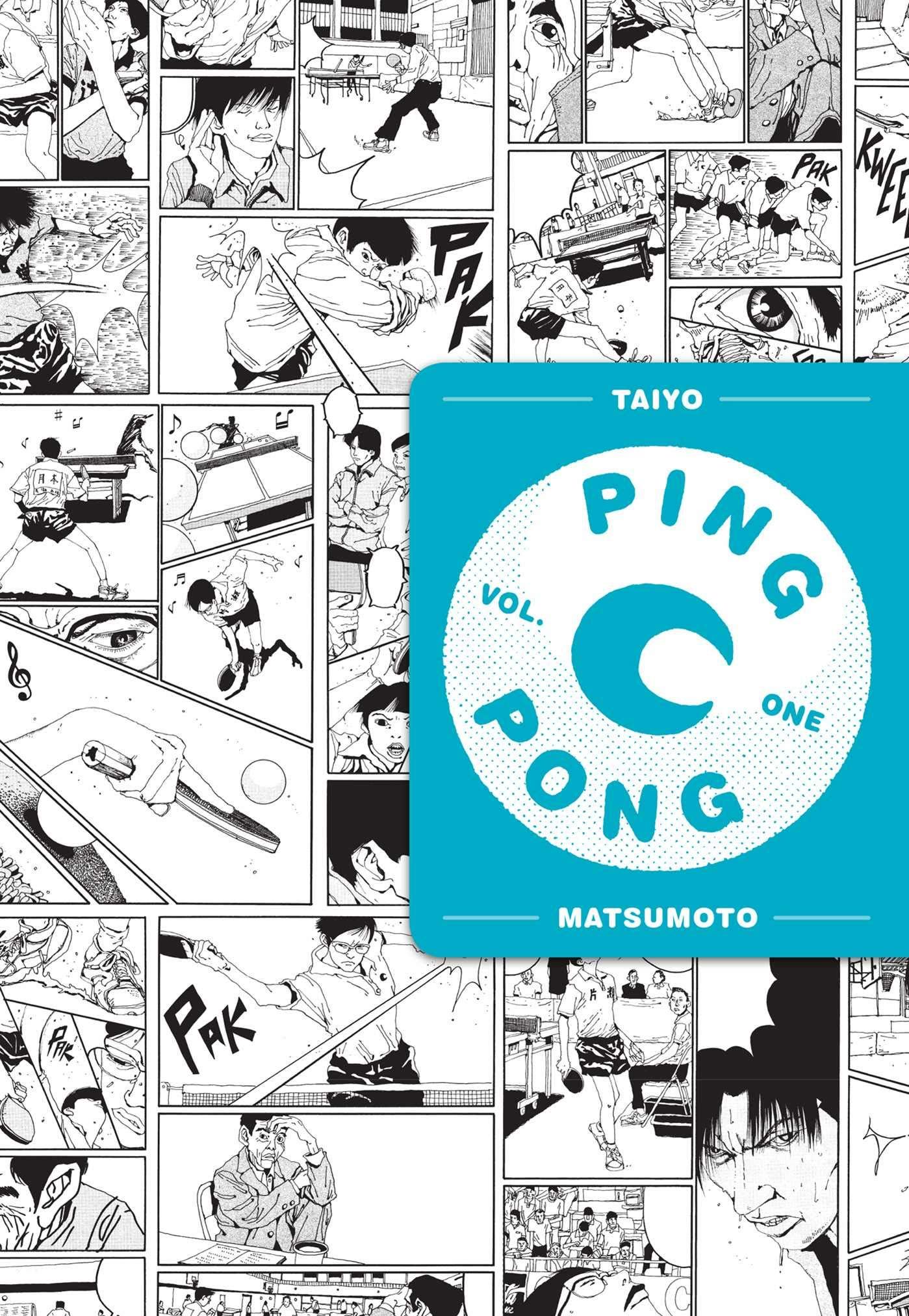 Cover of Ping Pong
