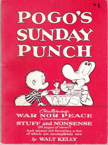 Cover of Pogo's Sunday Punch