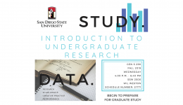 introduction to undergraduate research