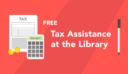 free tax assistance at the library