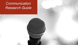 Communication Research Guide