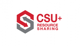 logo csu+ resource sharing