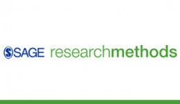 sage research methods logo with green bar