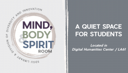 mind body and spirit room