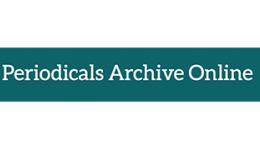 periodicals archive online