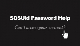 sdsuid password help mouse pointer