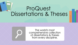 proquest dissertations & theses pastel graphic