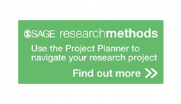 use the project planner to navigate your research project