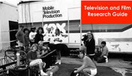 television and film research guide