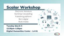 Scalar workshop