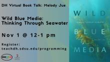 Melody Jue Book Talk Flyer