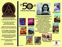 Coretta Scott King flyer
