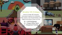 VR Fridays