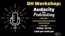 Audacity for Podcasting
