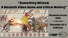 Something Wicked Virtual Lecture