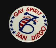 Gay spirit San Dieog