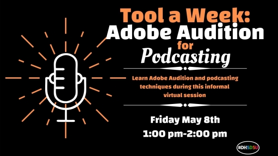 Flyer for Tool a Week: Audition